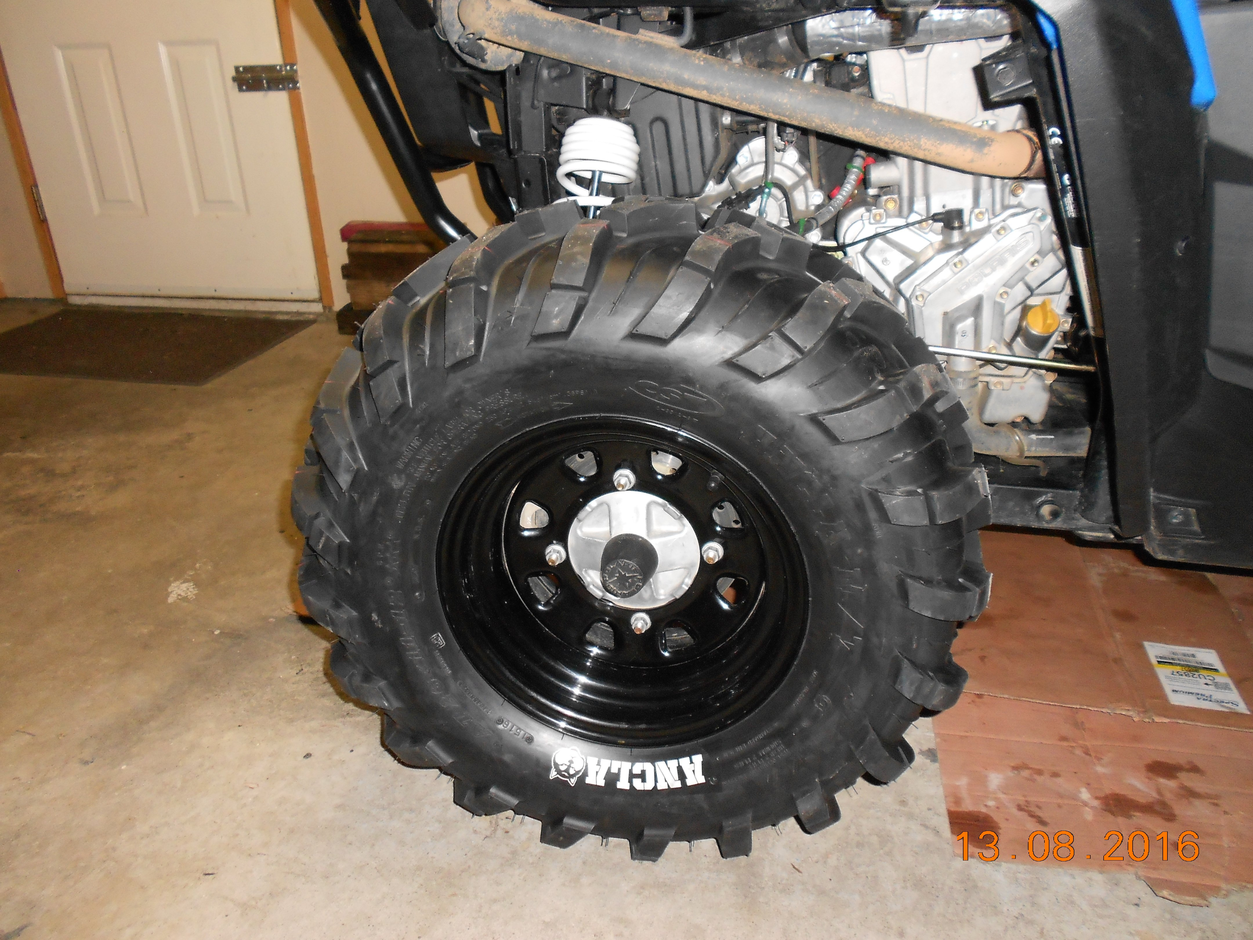 Polaris Ace Wheel And Tire Section Page 5